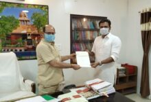 Azad Singh Rathore donates Rs 1 lakh to the CM-Relief Fund