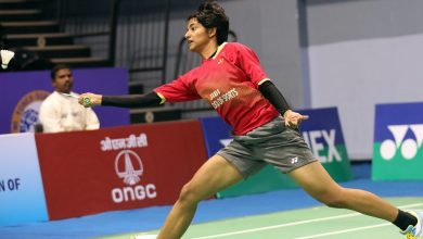 Photo of Luck turns in Nagpur Shuttler Mugdha Agrey's favour