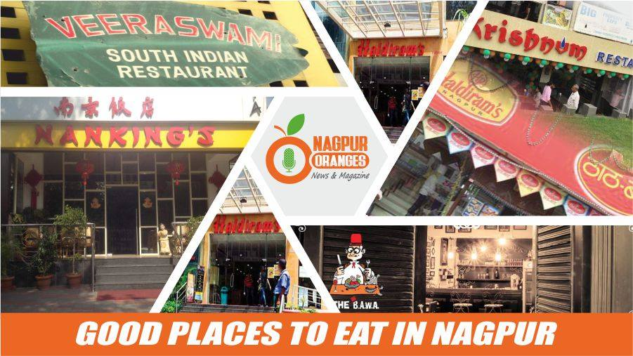 Good places to Eat in Nagpur