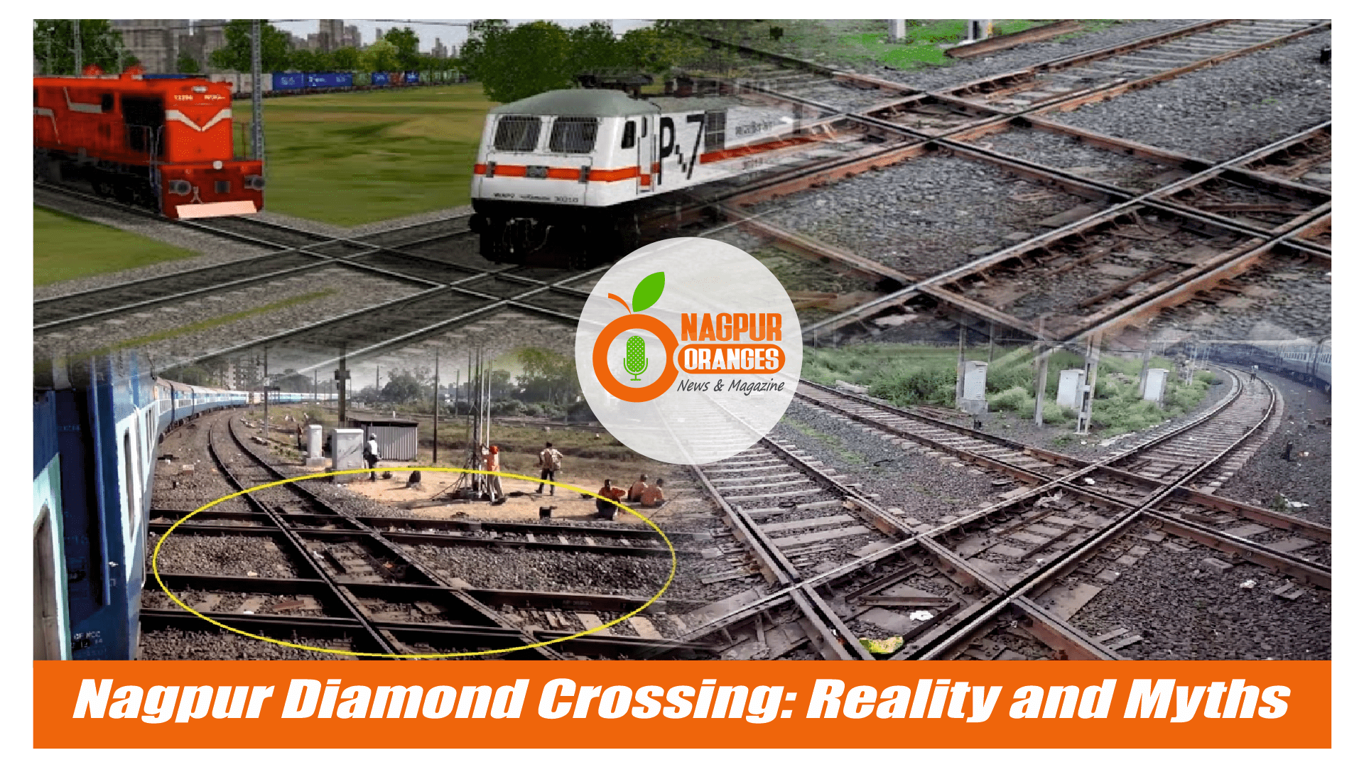 Nagpur Diamond Crossing