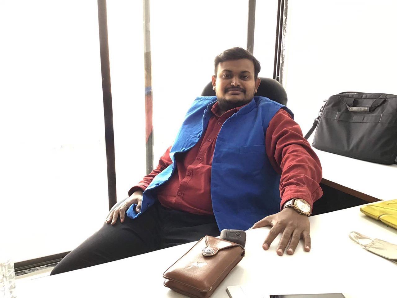 Maharshi Desai
