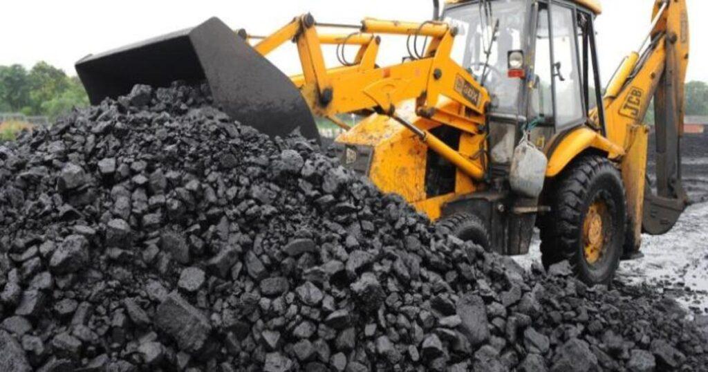 Coal theft