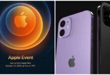 Photo of Apple Event 2020 To Be held on 13 October: iPhone 12, New Apple TV Expected