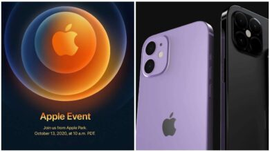 Apple Event 2020 update