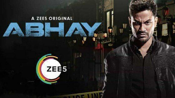 Abhay 2 Web Series