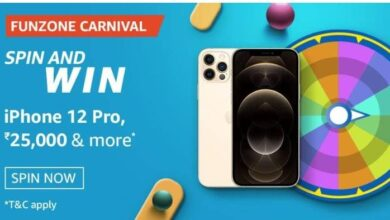 Amazon April Funzone Carnival Answers
