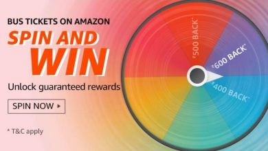 Photo of Amazon Spin and Win Quiz Answer: Guaranteed Rewards On Bus Ticket
