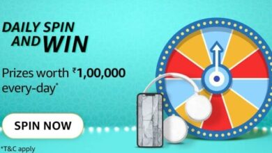 Amazon Daily Spin and Win Quiz Answer 25 September