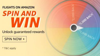 Photo of Amazon Flight Tickets Spin And Win Quiz Answer: Guaranteed Rewards