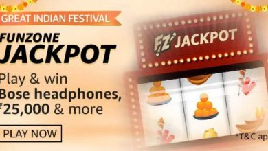 Photo of Amazon Jackpot Quiz Answers: Play And Win Bose Headphone, Rs. 25,000 And Many More