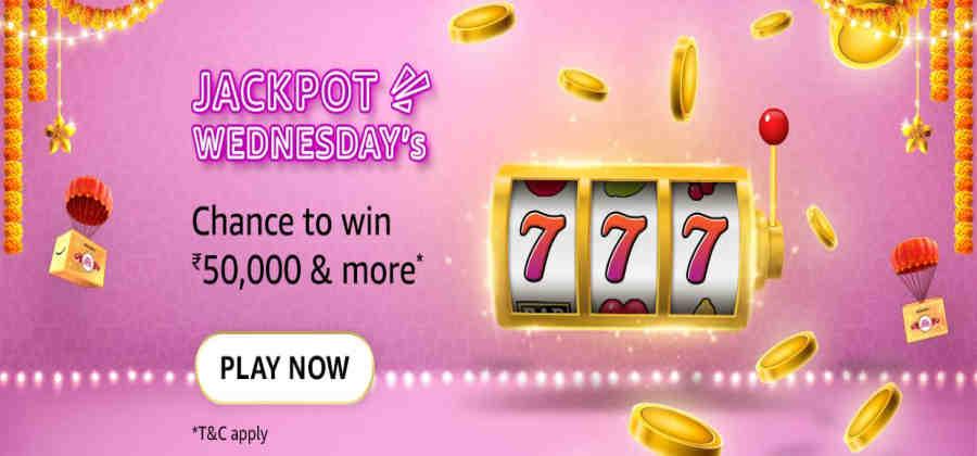 Amazon Funzone Jackpot Wednesdays Quiz Answers 29 September