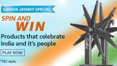 Amazon Gandhi Jayanti Special Quiz
