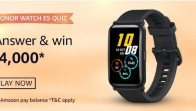 Amazon Honor Watches Quiz Answers