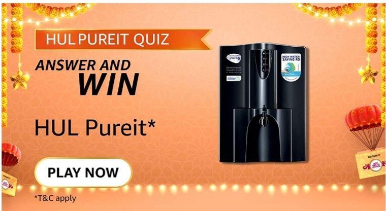 Amazon Hulpureit Quiz Answers 27 september
