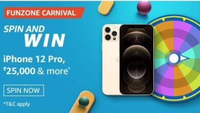 Amazon June Funzone Carnival Answers
