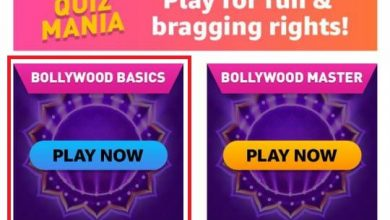 Photo of Play Amazon Bollywood Basic Quiz Answers – Quiz Mania