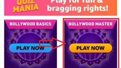Photo of Play Amazon Bollywood Master Quiz Answers – Quiz Mania