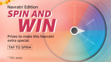Amazon Navratri Edition Spin And Win Quiz Answers