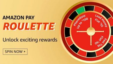 Amazon Pay Roulette Quiz