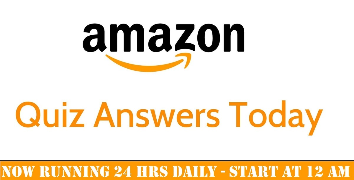 Amazon Quiz Answers Nagpur