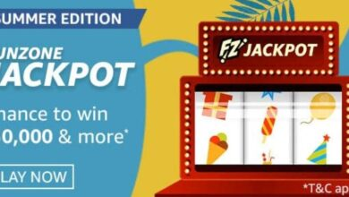 Amazon Summer Edition Funzone Jackpot Quiz Answers
