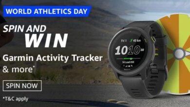 Amazon World Athletics Day Quiz Answers