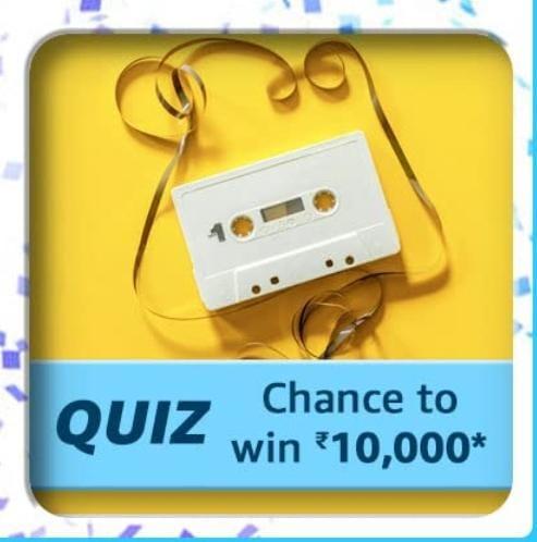 Amazon World Music Day Quiz Answers