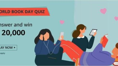 Amazon World Book Day Quiz Answers