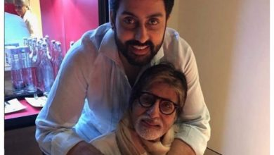 Photo of Amitabh Bachchan, son Abhishek also test positive for Covid-19