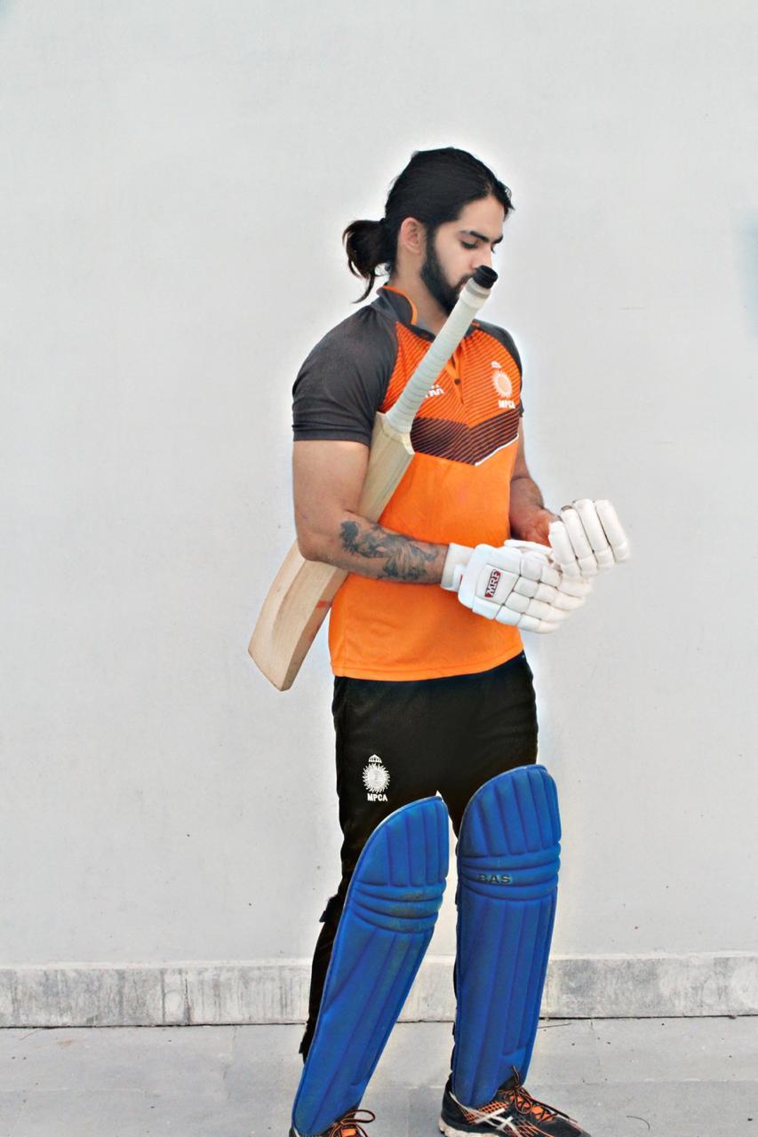 Arjun Patel Cricketer