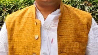 BJP Vijay Bhardwaj