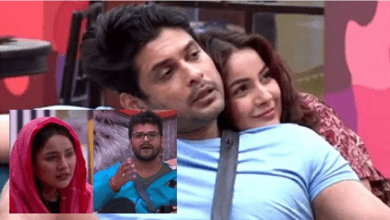 "Photo of Shehnaaz Gill Seeks Khesari's Help for Eyeing ""The Bullying"" Siddharth Shukla"