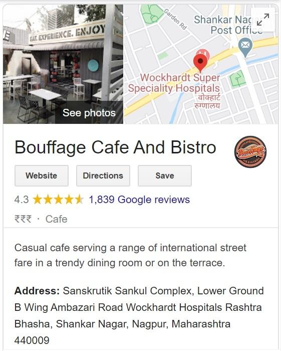 Bouffag Cafe And Bristo