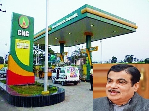CNG Station in Nagpur
