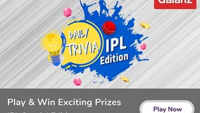 Flipkart Daily Trivia IPL Edition Quiz Answers