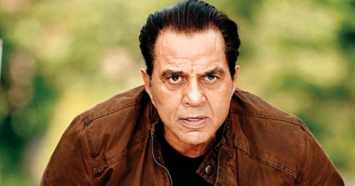 Dharmendra gearing up for a new project, shares video on Twitter