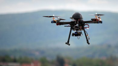 Photo of Drones to Monitor Criminal Activities in Trains and Railway Stations