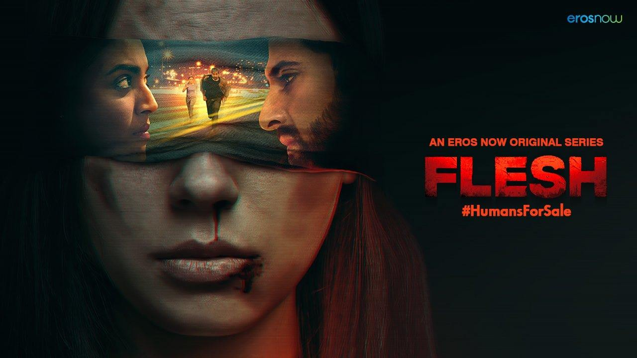 Flesh Web Series: Is a chilling- gritty crime drama waiting to be ...