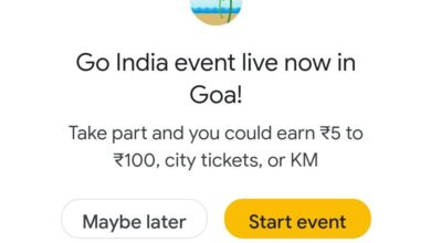Google Pay Go India Game Goa City Event Quiz Answers