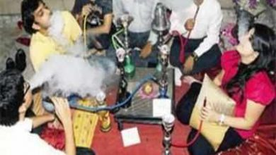 Photo of Hookah Parlours in Nagpur in Trouble as Police Raids 55 in city making arrests