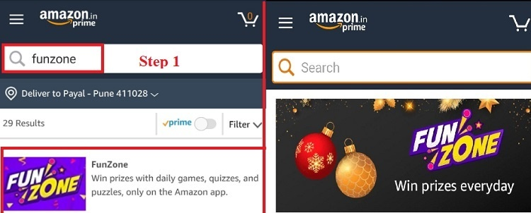How To Play Amazon Quiz