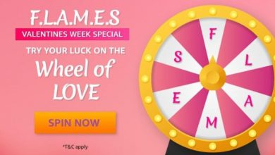 Amazon Wheel Of Love Quiz Answers