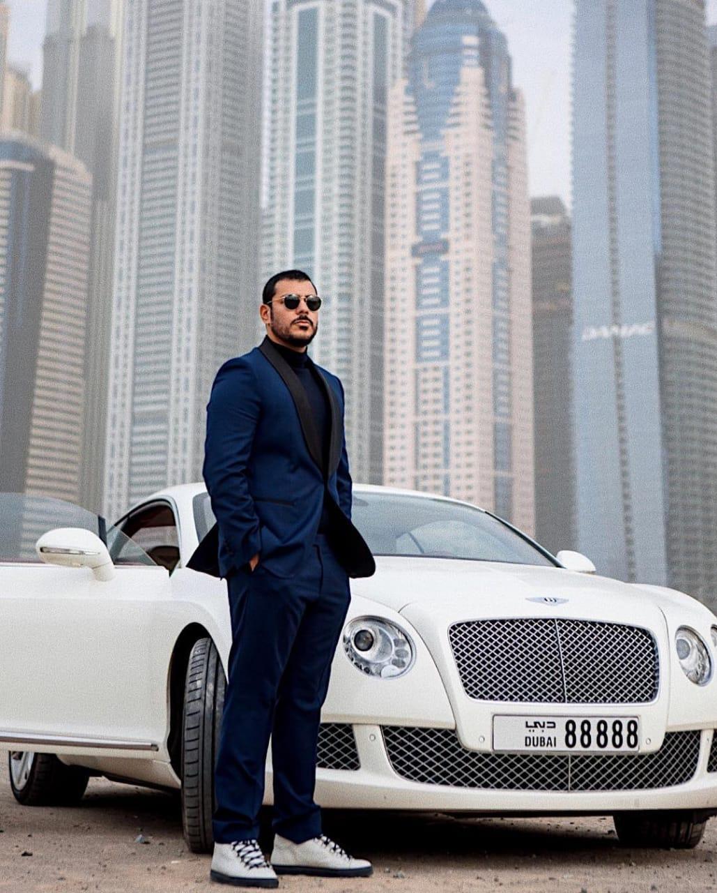 Entrepreneur Mohammad Nasser