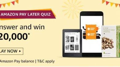 Amazon Pay Later Quiz Answers