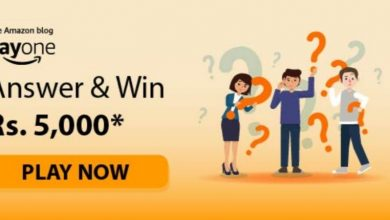 Photo of Amazon Day One Quiz Answers: Play And Win 5000 Rs Pay Balance