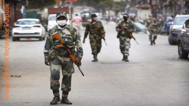 Photo of Nagpur : CRPF personnel to take the charge in the city