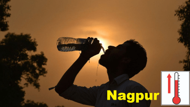 Temperature In Nagpur