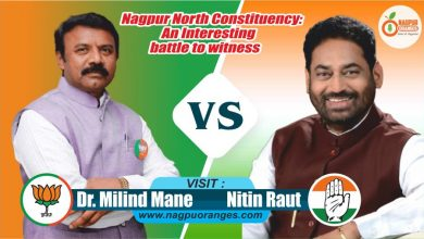Photo of Nitin Raut and Milind Mane at Nagpur North Constituency: An Interesting battle to witness