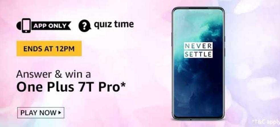 One Plus 7T Pro Mobile