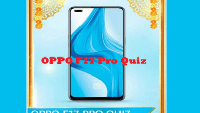Oppo F17 Pro Quiz Answers